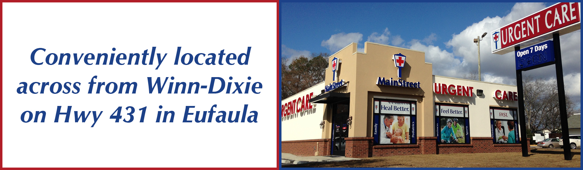 Eufaula Urgent Care