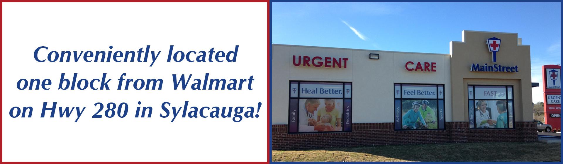 Sylacauga Urgent Care