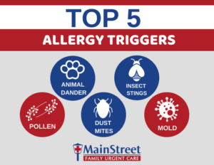 Urgent Care's Role in Treating Seasonal Allergies