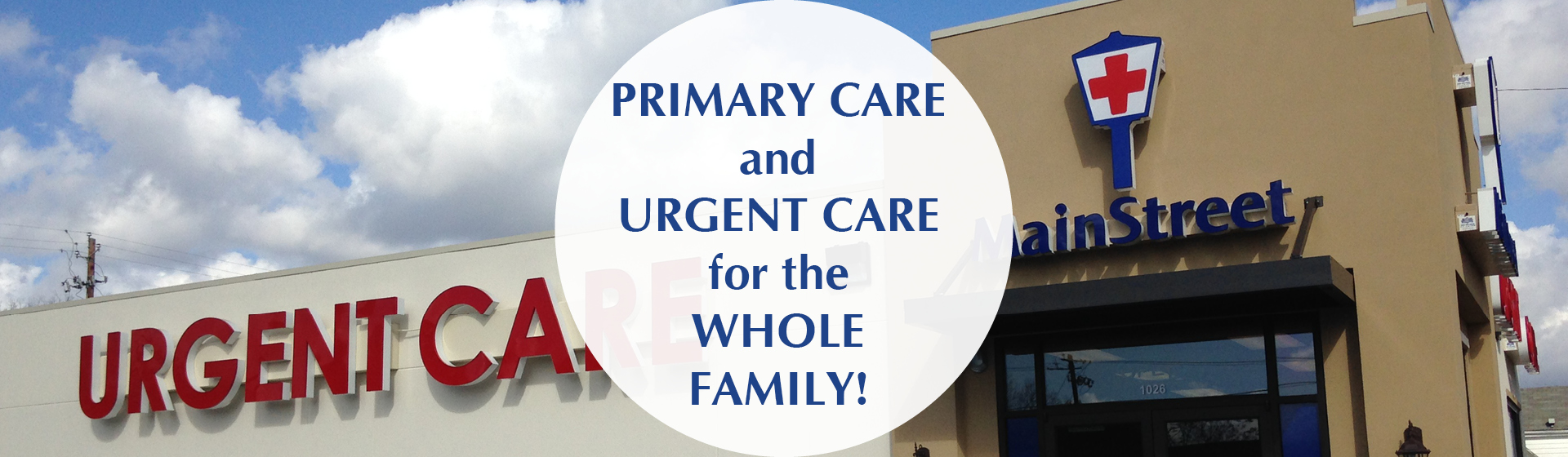 About Family Select   Primary Care Urgent Care