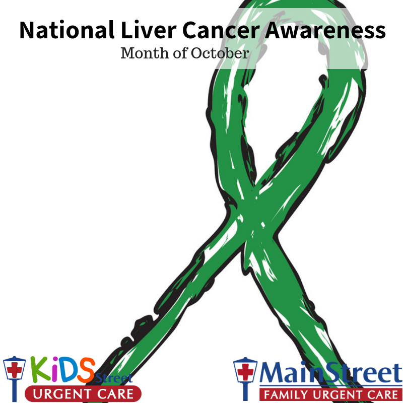 October Is National Liver Cancer Awareness Month Mainstreet Family