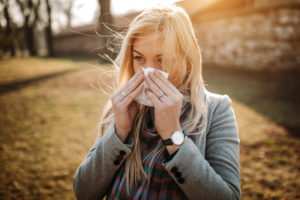Are you experiencing cold and flu symptoms?