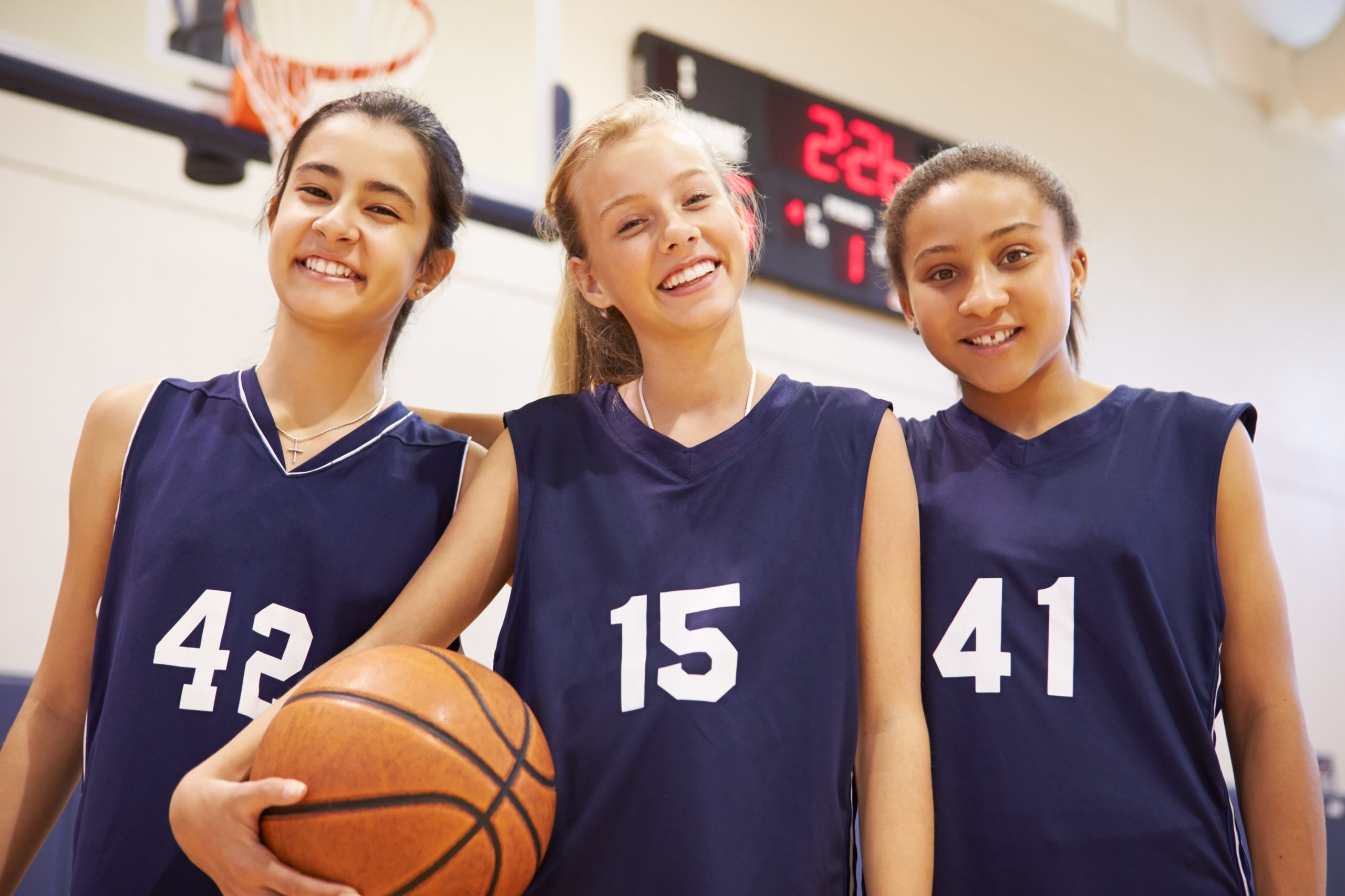 sports physical teens and kids