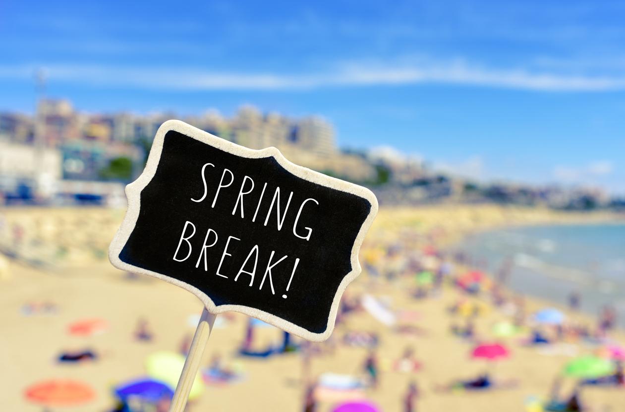 spring break travel