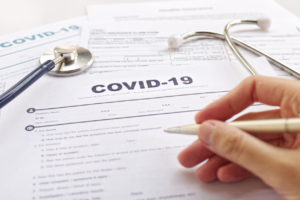 COVID-19 Testing for Uninsured Patients