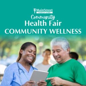 MainStreet Community Health Fair